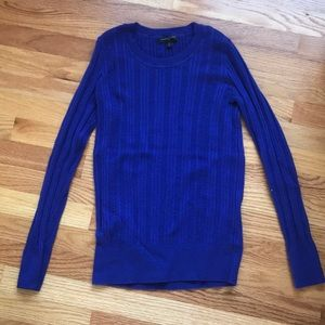Blue Sweater Size M